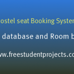 Hostel seat Booking System