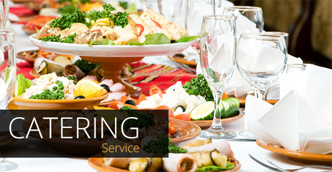 Online Catering System