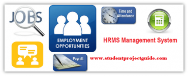 HRMS Management System