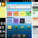 Android Sticky Notes