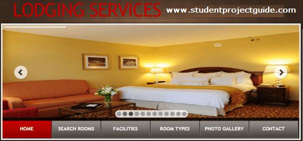 Lodge Management System