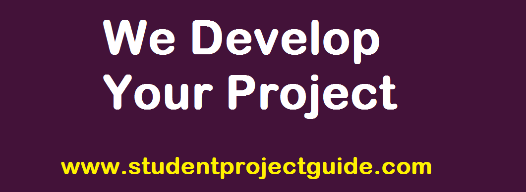 We Develop your Project