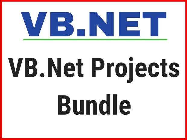 VB.NET Projects with Source code